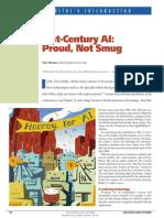 21st Century AI