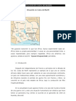 Situación en Costa de Marfil
