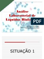 liquidos exames