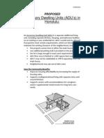 2011.06.07 ADUs Executive Summary