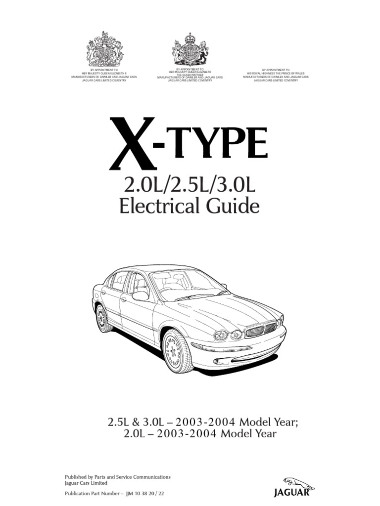 2003 Jaguar Xj8 Engine Diagram