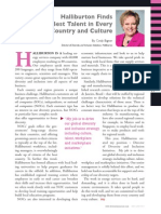 Diversity Journal | Finding the Best Talent in Every Country and Culture - May/June 2011