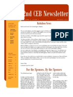 2011 Aug Newsletter