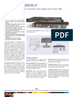 DAC488HR4 Brochure