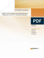 2010 US Smart Grid Vendor Ecosystem Report