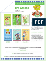 Gooney Bird Greene Educator's Guide
