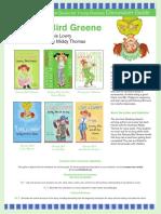 Gooney Bird Greene Educator's Guide