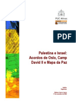 Acordos Entre Palestina e Israel