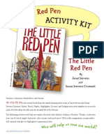 Little Red Pen Activity Kit