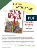 Little Red Pen Activity Kit