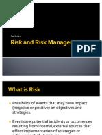 Risk & RM