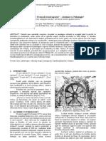 VITRIOLUM- Protocol de introspectie – Alchimie vs. Psihologie - Radu Balanean 2011