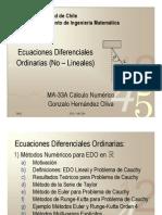 Capitulo 6 Ecuaciones Diferenciales Or Din Arias