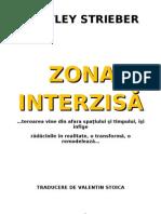 Whitley Strieber-Zona Interzisa A5