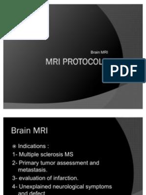 MRI brain | Magnetic Resonance Imaging | Neurobiology