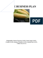 Maize Business Plan
