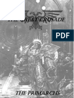 primarch rules