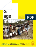 Sex and Age Matter