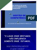 A GESTÃO POR COMPETÊNCIAS