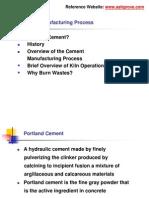 Cement Process Ashgrove
