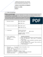 Agenda Formação g1 e g2 AGOSTO