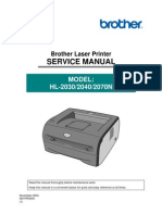 Brother Printers 20xx Series