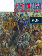 Warhammer Ancient Battles - Byzantium Beyond the Golden Gate
