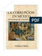 La Corrupcion en Mexico