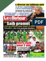 LE BUTEUR PDF du 17/08/2011