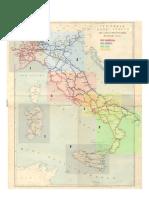 Ferrovie Dell'Italia Nel 1900