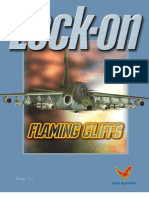 Lock on Flaming Cliffs 1.1 Flight Manual