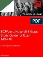 BCFA Nutshell 2010