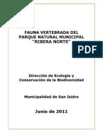 Fauna Ribera Norte