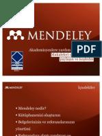2011-Mendeley Teaching Presentation TR