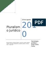 Pluralismo Jurídico - PARTE ESCRITA-1
