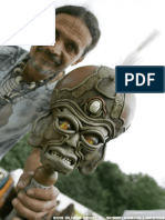 16pix Maromba´s artworks from brazilian rain forest @ OZORA 2011
