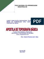 Apostila de Topografia Basica Senai