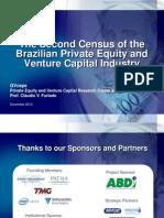 Censo PEVC 2010 - FGV