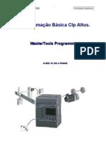 Programacao Basica Clp Altus