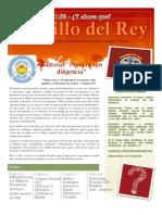 Boletin Mensual de Castillo Del Rey Julio 2011