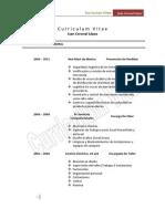 Curriculum Vitae Act. PDF