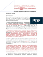 Informe Sistemtizacion Pca 16-05-11 Sonia