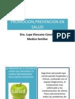 Promocion y Prevencion URP