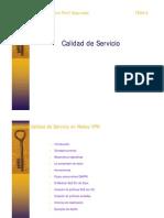 Calidad de Servicio en Redes