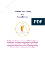 The Stages of Twin Flame Relationship | Soul | Pain