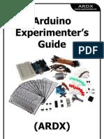 Arduino Experimenters Guide LQ