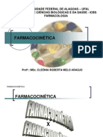 Farmacologia V-1. Farmacocinética