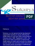 SUKARYA Presentation