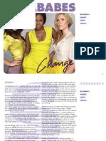 Digital Booklet - Change