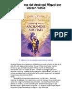 Los milagros del Arcángel Miguel por Doreen Virtue - Averigüe por qué me encanta!